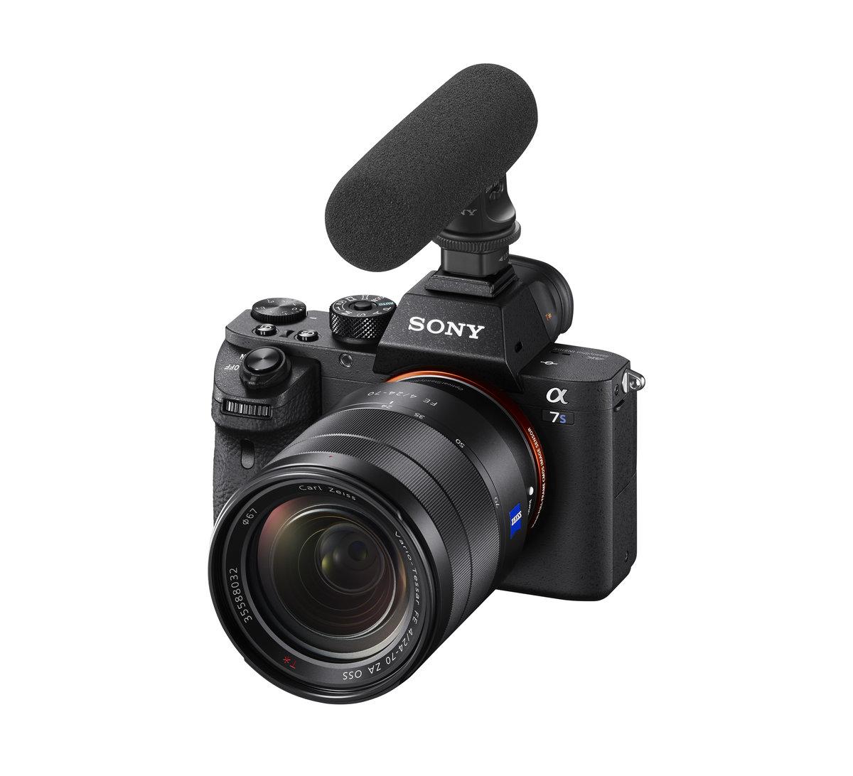Sony Ecm Gz1m Microphone Zoom For Cyber Shot Dsc Rx10 Hdr Pj810 Full Hd Handycam Camcorder Fdr Ax40 Ax53 Ax55 Cx625 Pj675 6300 6500 99 Ii Dell United States