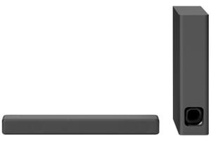 2.1ch Compact Soundbar with Bluetooth<sup>®</sup> technology