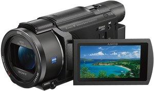 4K Handycam<sup>®</sup> with Exmor R<sup>®</sup> CMOS sensor