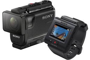 Action Cam + Live-View Remote Bundle