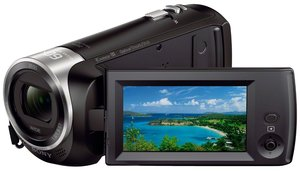 Full HD 60p Camcorder