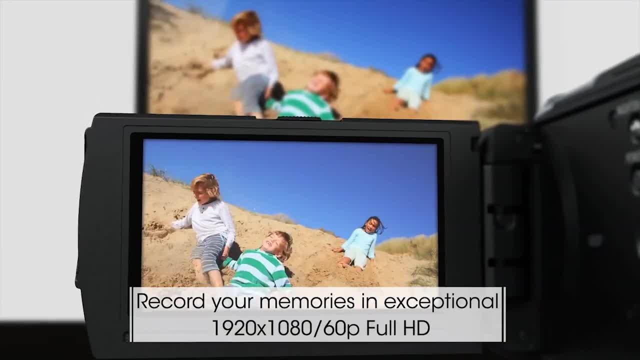Sony HDR-PJ710V Handycam Camcorder