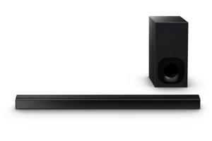 2.1 Channel Sound Bar w/Wireless Subwoofer