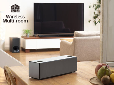 Wireless multi-room listening