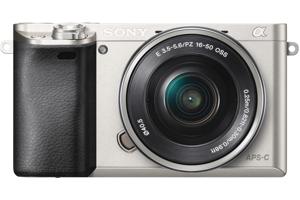 α6000 Mirrorless Interchangeable-lens Camera w/ 16-50mm lens