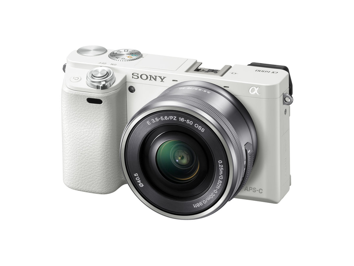 α6000 E-mount camera with APS-C Sensor | Dell United States