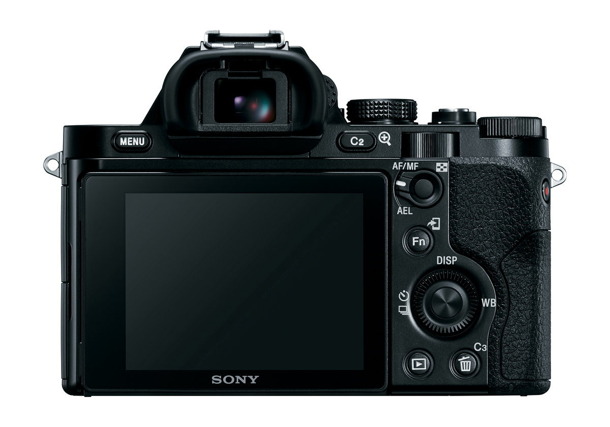 Sony Alpha 7 Mirrorless Camera with 28-70mm Lens Kit : Mirrorless ...