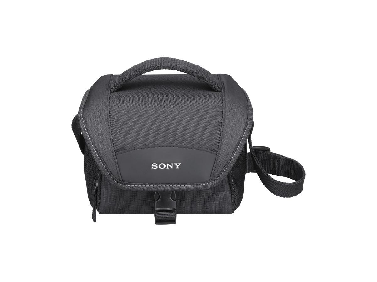 Sony Compact Camera Carrying Case Lcsu 11 Abt Tas Kamera Wotancraft Messenger