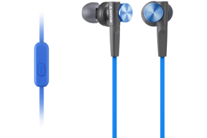 Extra Bass Earbud Headset