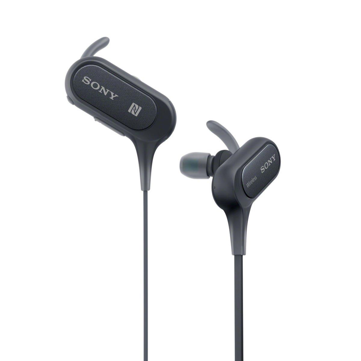 Sony Mdrxb50bs Clip On Bt Wireless Headphones Behind The Army Handsfree Earphone Iron Bass 2 Biru Neck Electronics Shop Exchange