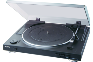 Stereo Turntable System