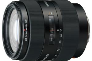 DT 16-105mm F3.5-5.6 Wide-Range Zoom Lens