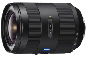 Full-frame A-mount Wide-angle Zoom Lens