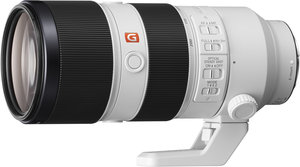 Constant aperture F2.8 70-200mm zoom G Master lens