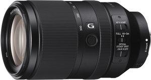 Full-frame E-mount Telephoto Lens