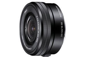 E PZ 16-50mm F3.5-5.6 OSS E-mount Power Zoom Lens