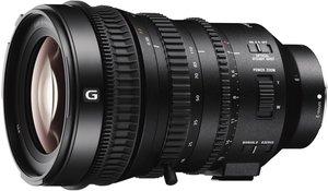 18-110mm APS C / Super35 E-mount Power Zoom Lens