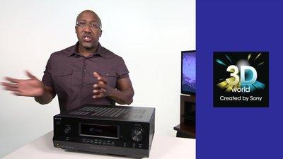 Sony 7 1 Home Theater Receiver-STRDH520   Speaker Shop