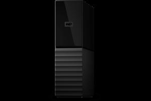 My Book Desktop Hard Drive 8TB