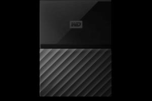 WD My Passport for Mac Portable Hard Drive 4TB