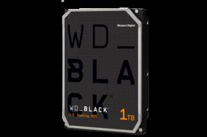 WD Black Performance Storage 1TB