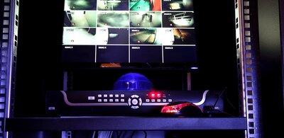 Diseñado para la videovigilancia