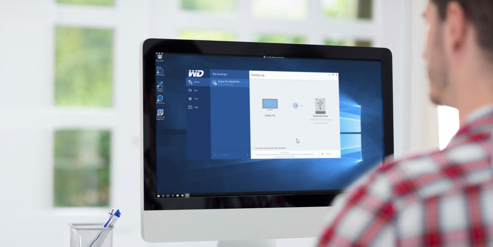 WD Blue 2TB Desktop Hard Disk Drive | Canada Computers