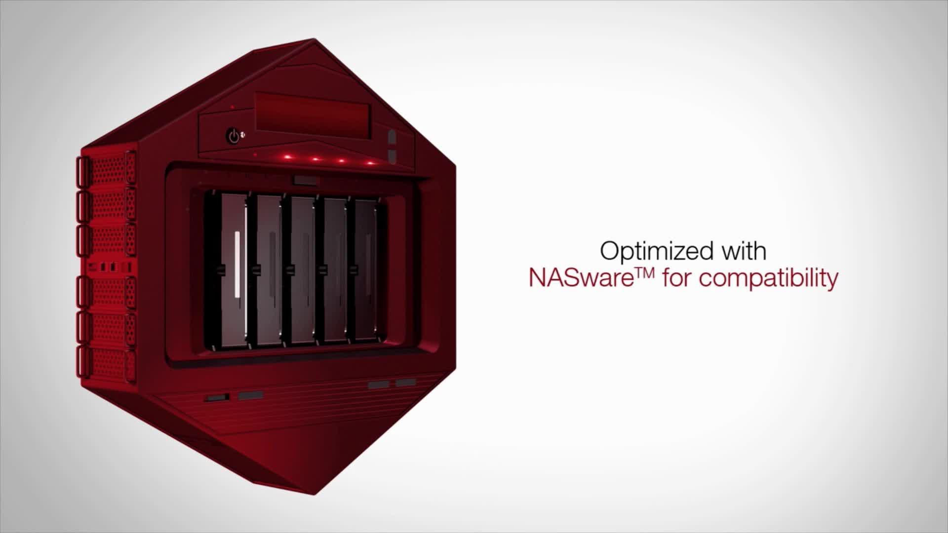 WD - Red 8TB 3.5 inch Intellipower 5400 RPM Internal Hard