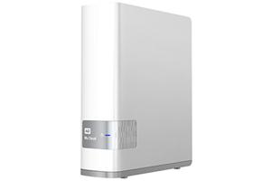 WD My Cloud 3 TB, Gigabit Ethernet Almacenamiento en la nube personal