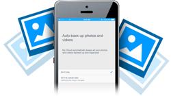 Copia de seguridad de fotos y vídeos para tabletas y teléfonos inteligentes