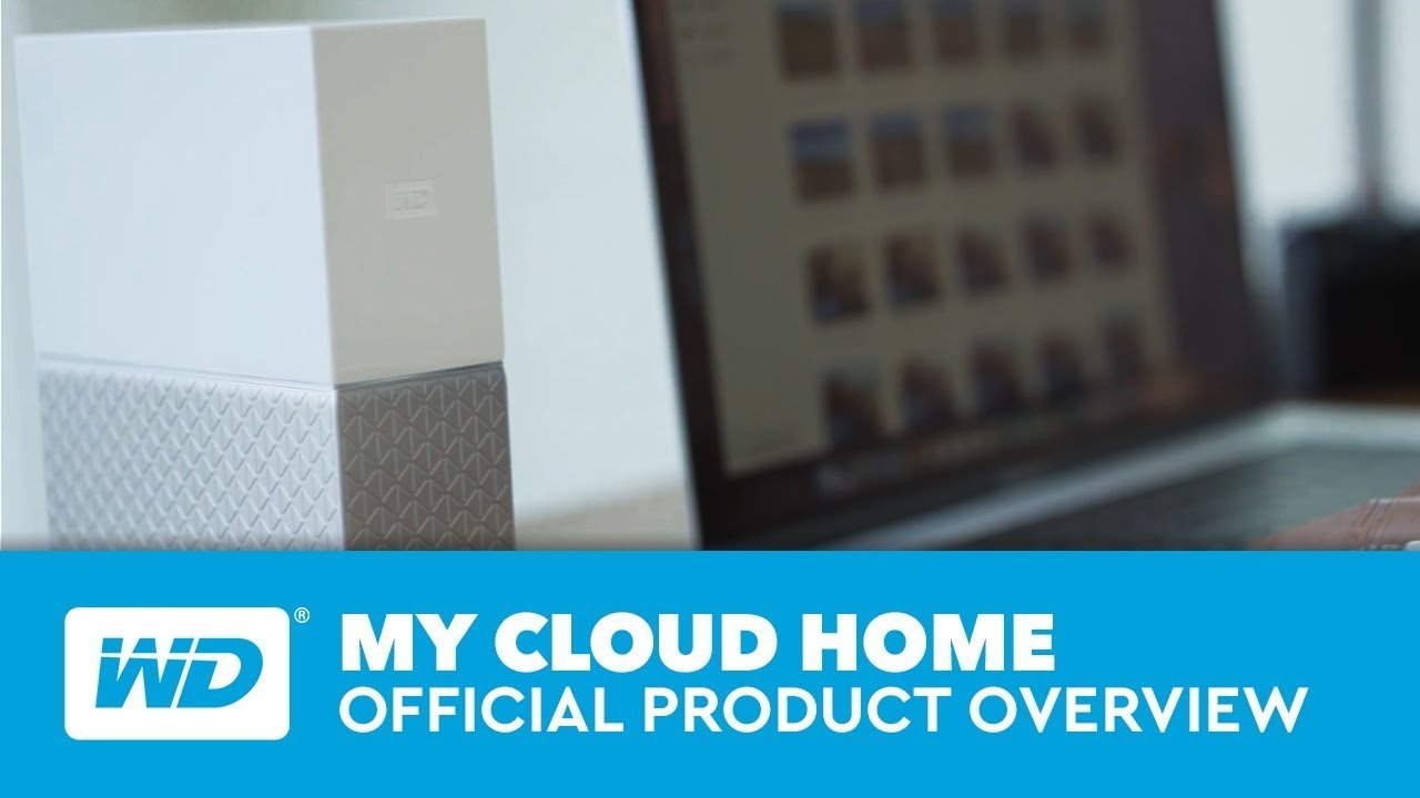 WD 4TB My Cloud Home Duo Personal Cloud Storage - WDBMUT0040JWT-NESN -  Newegg com