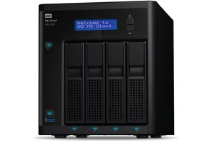 Western Digital My Cloud PR4100 24TB 4-Bay NAS And Cloud Storage