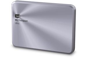 My Passport Ultra Metal