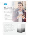 My Cloud Home Duo Product Overview