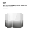 My Cloud Home Duo User Manual