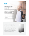 My Cloud Home Product Overview