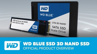 slide 1 of 3,zoom in, wd blue 3d nand sata ssd