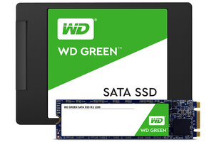 WD Green SSD Hard Drive