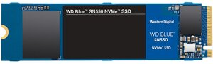WD Blue<sup>™</sup> SN550 NVMe<sup>™</sup> SSD